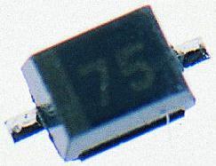 Nexperia , 2.4V Zener Diode 5% 300 mW SMT 2-Pin UMD (200)
