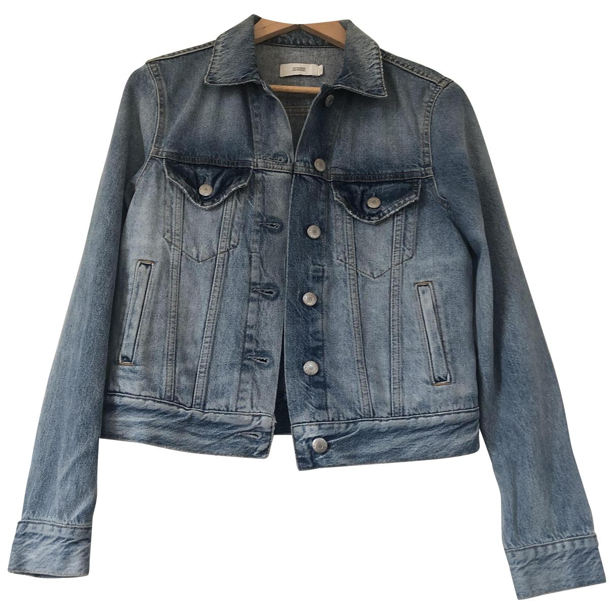 Closed \N Jacke in  Blau Denim - Jeans