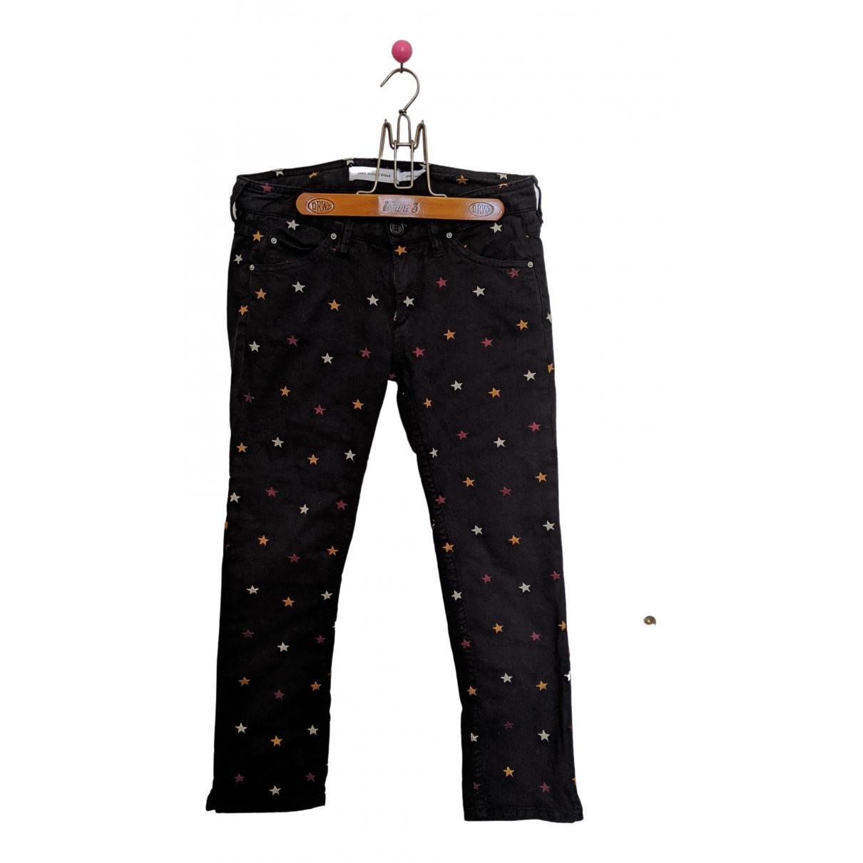 Isabel Marant Etoile \N Jeans in  Bunt Baumwolle - Elasthan
