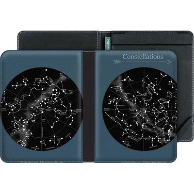 tolino vision 3 HD eBook Reader Huelle - Constellations von Terry Fan