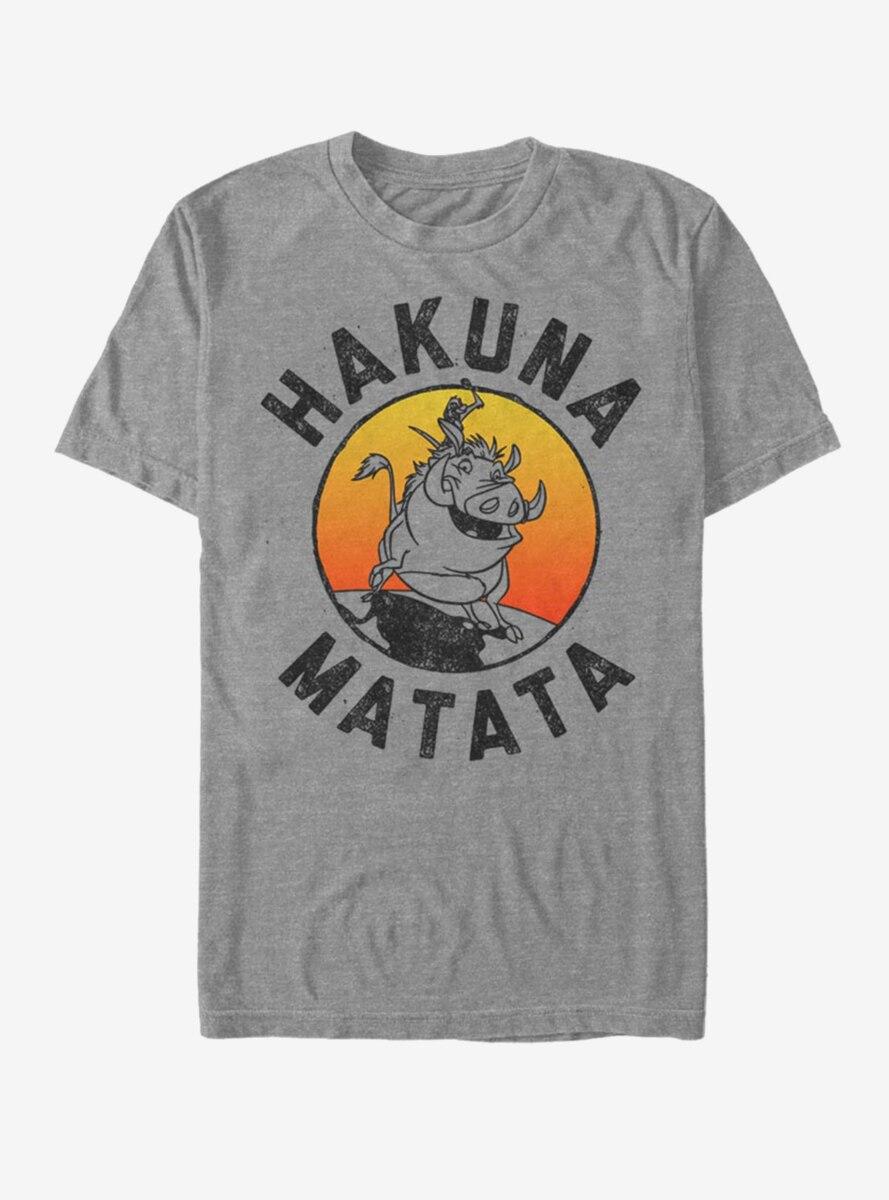 Disney The Lion King Pumbaa Ride T-Shirt
