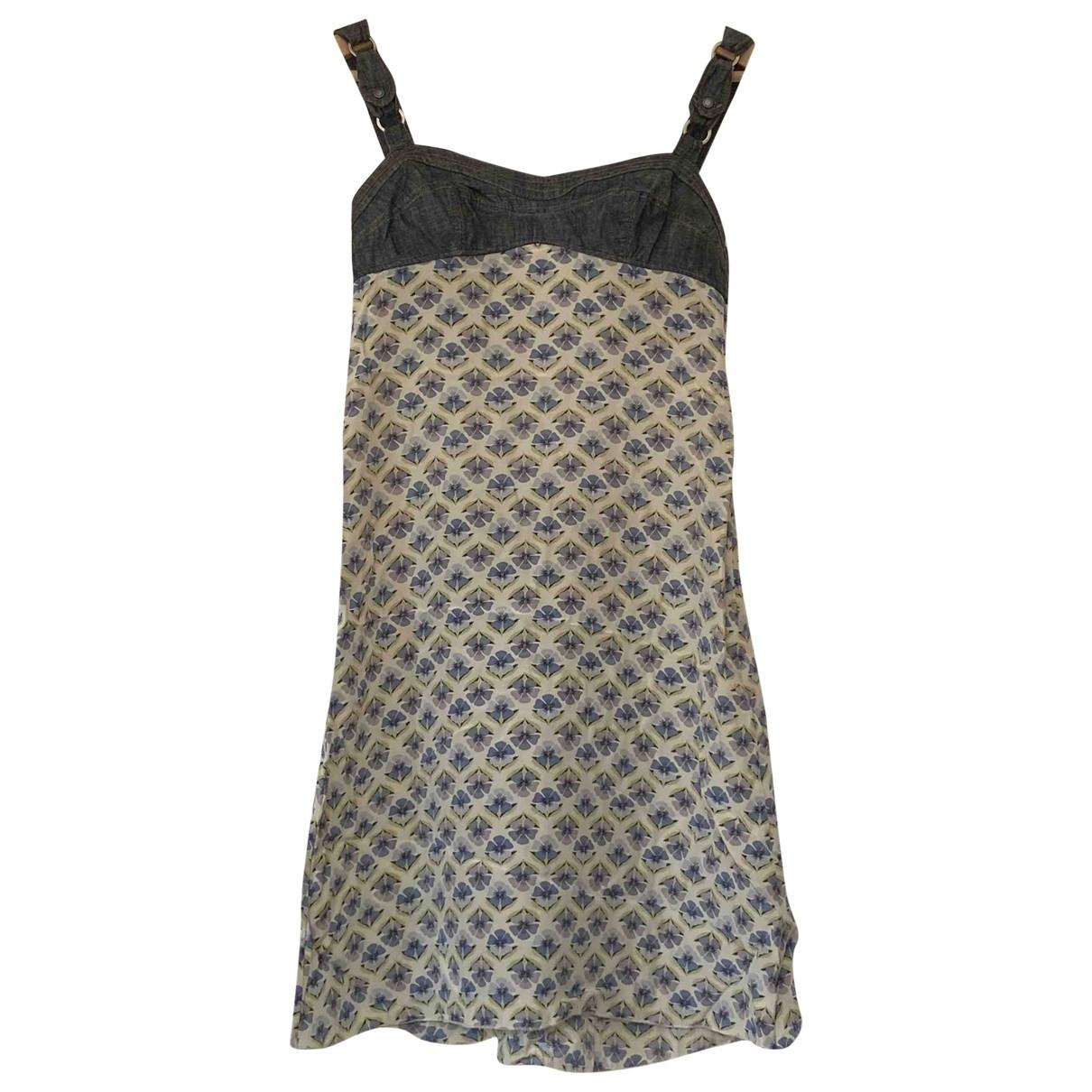 Mini vestido de Seda Coast
