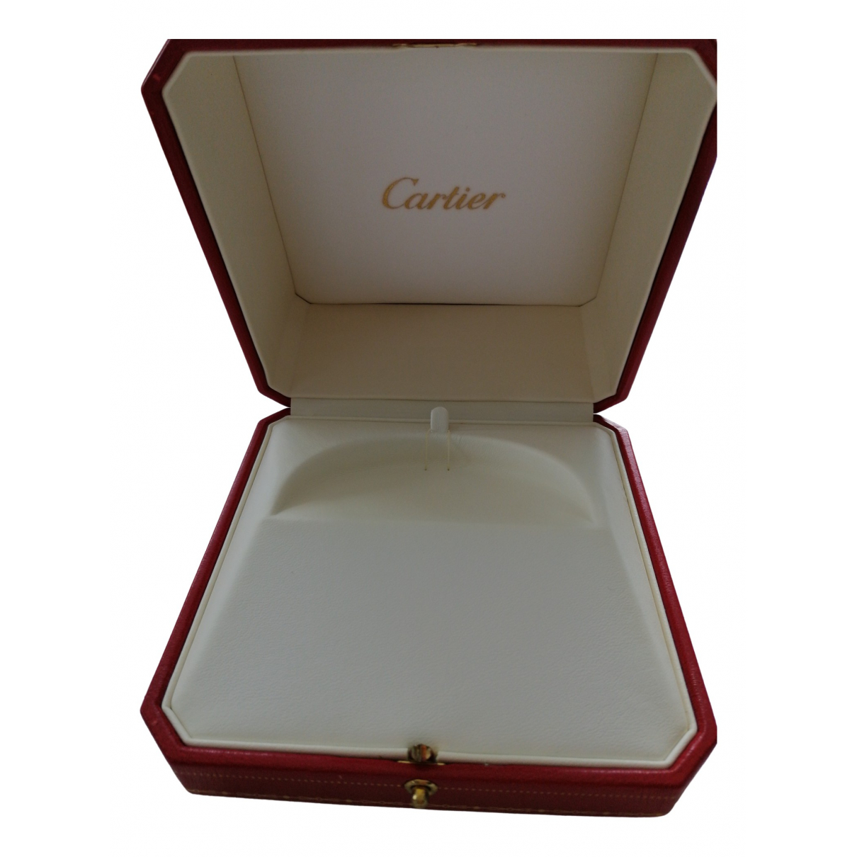 Cartier \N Red Leather Home decor for Life & Living \N