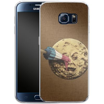 Samsung Galaxy S6 Silikon Handyhuelle - Summer Voyage von Eric Fan