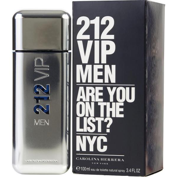 212 Vip Men - Carolina Herrera Eau de toilette en espray 100 ML