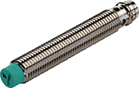 Pepperl + Fuchs , M8, PNP Inductive Sensor 55mm Length, 5 → 30 V supply voltage , IP67 Rating