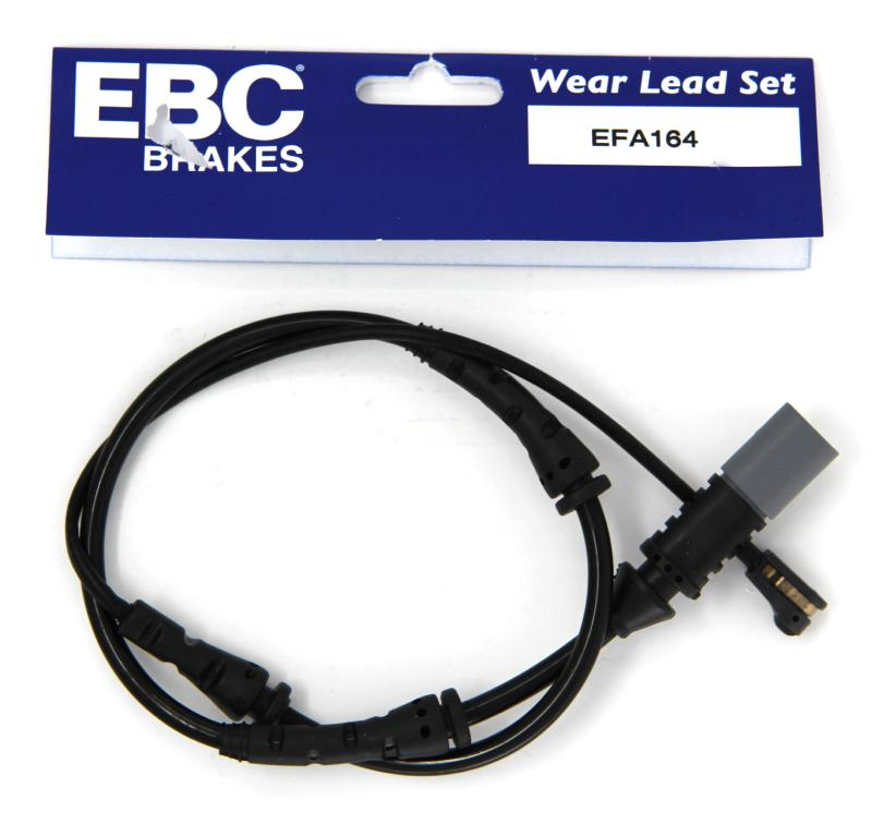 EBC Brakes EFA164 Wear Leads Front Disc Brake Pad Wear Sensor FMSI D1609 BMW Front