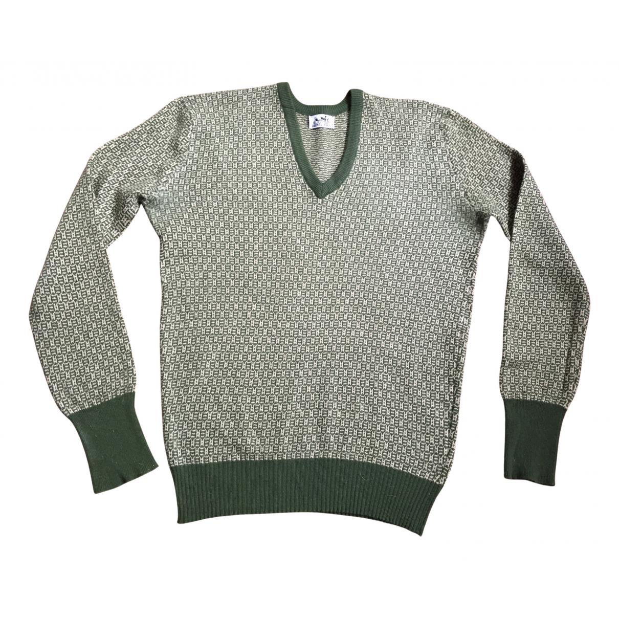 Hermès N Khaki Cashmere Knitwear for Women M International