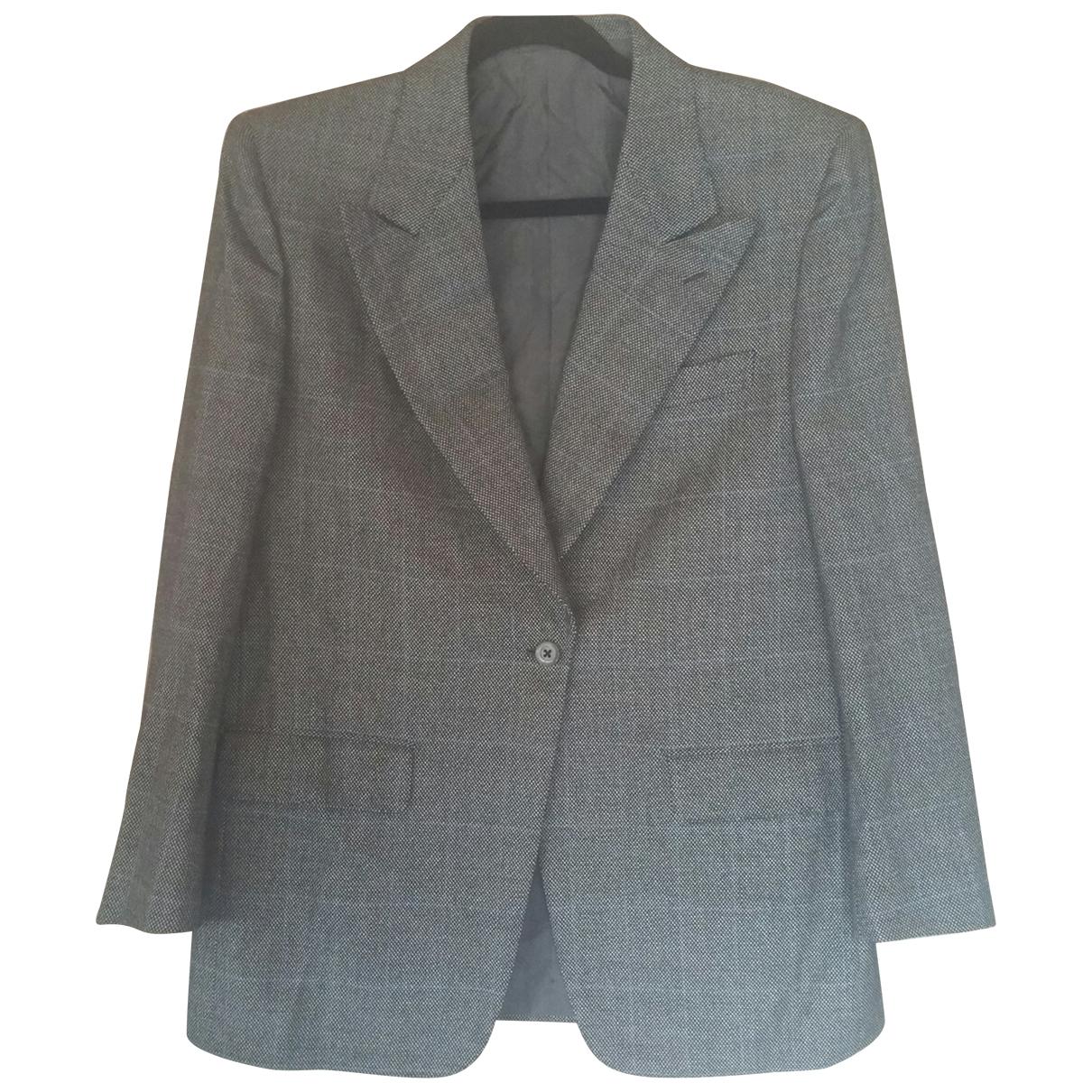 Brioni - Vestes.Blousons   pour homme en laine - beige