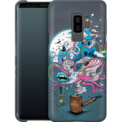 Samsung Galaxy S9 Plus Smartphone Huelle - Pipe Dreams von Mat Miller