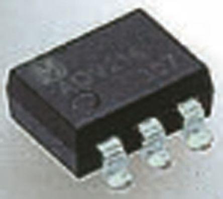 Panasonic , AQV251A DC Input MOSFET Output Optocoupler, Surface Mount, 6-Pin PDIP