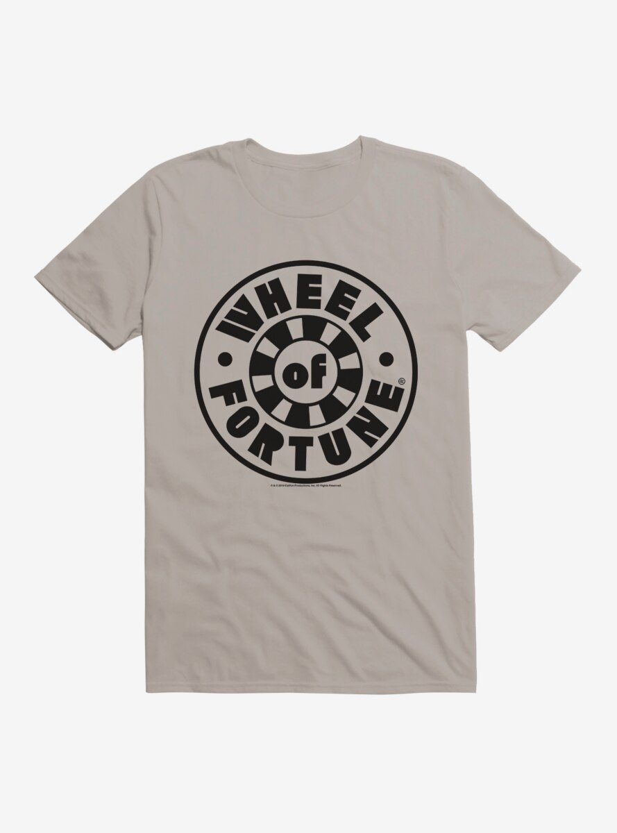 Wheel Of Fortune Classic Icon T-Shirt