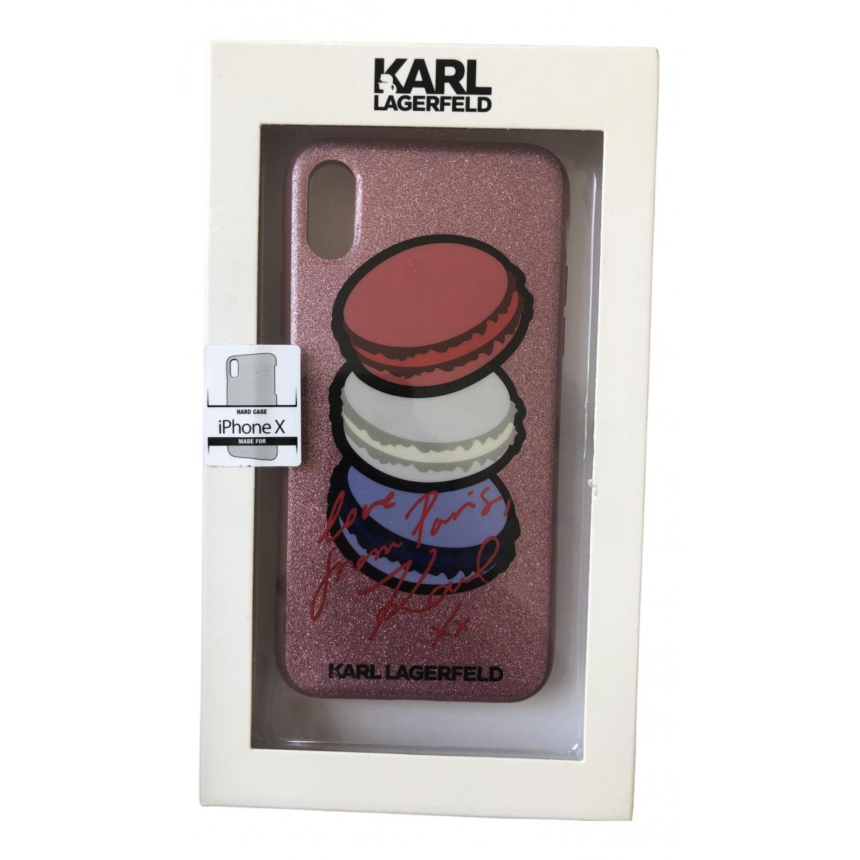 Karl - Accessoires   pour lifestyle - rose
