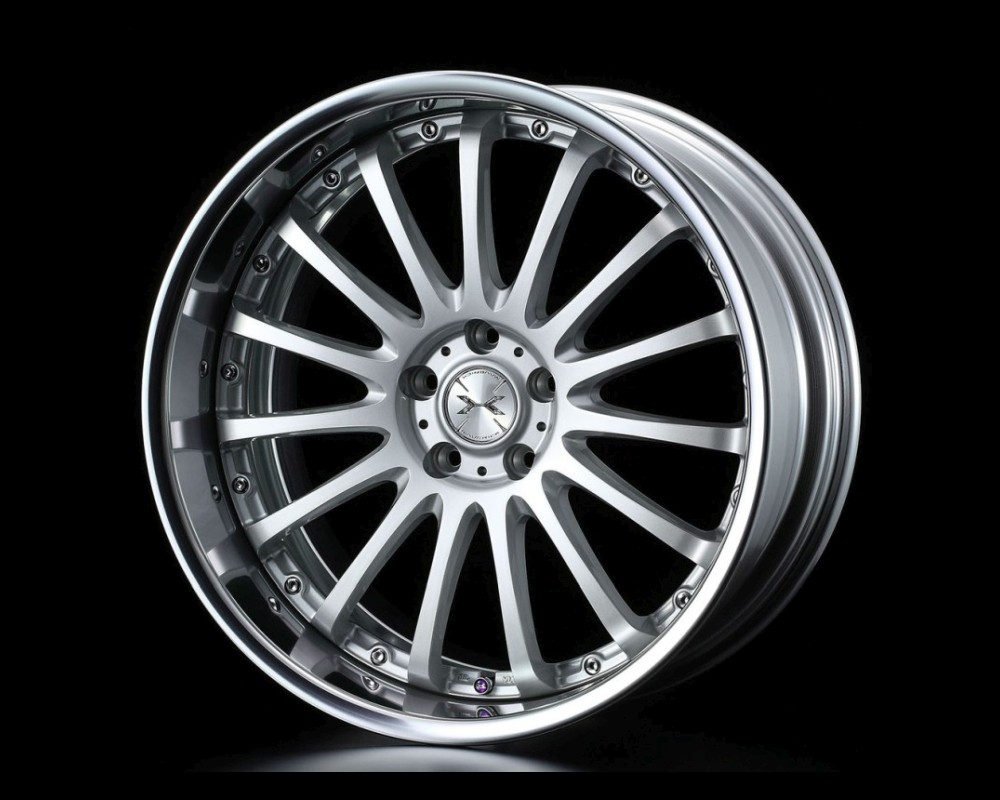 Weds 815F L-Disk Wheel Maverick 20x9.5 5x120 2-43mm Normal Rim