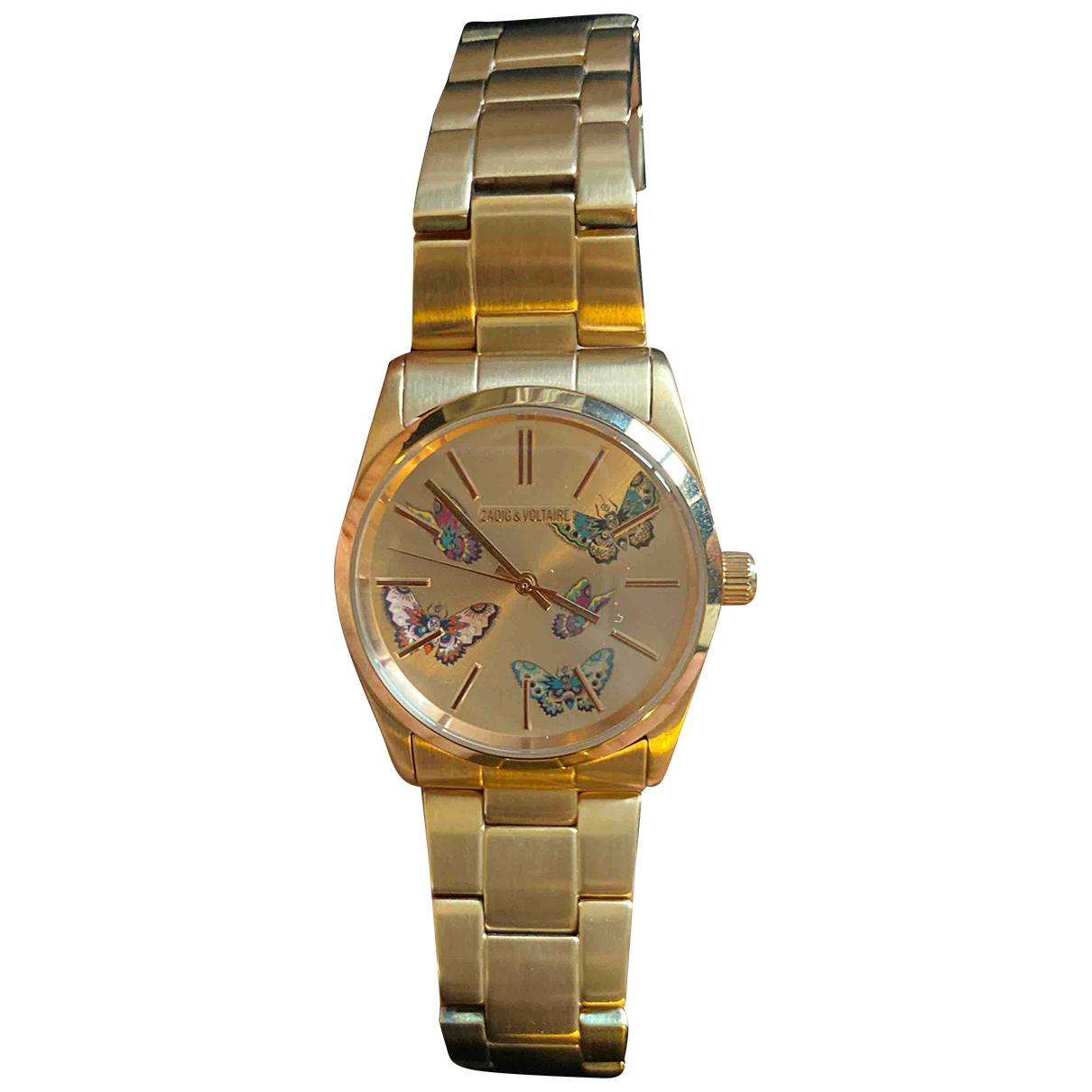 Reloj Papillon Zadig & Voltaire