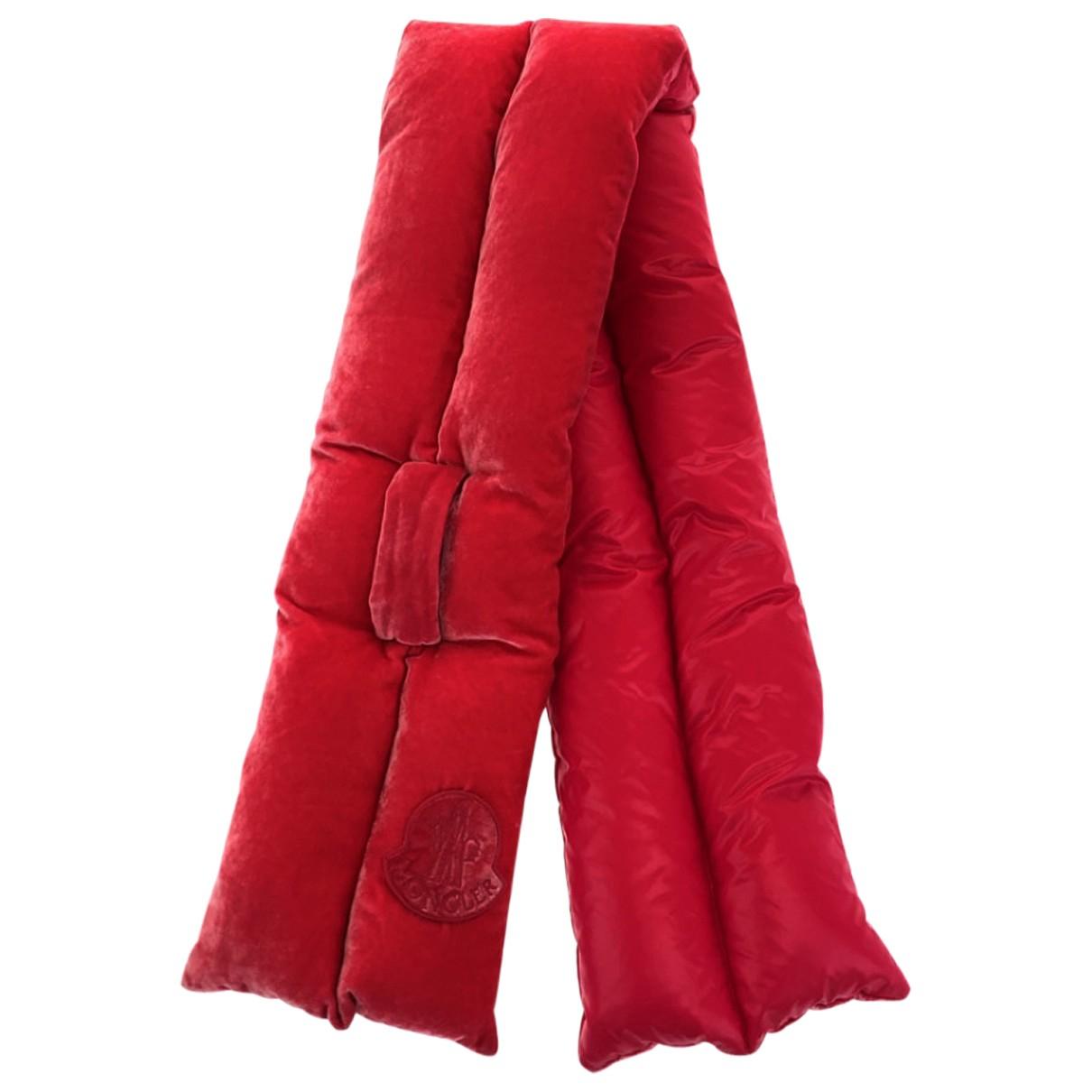 Moncler - Foulard   pour femme en soie