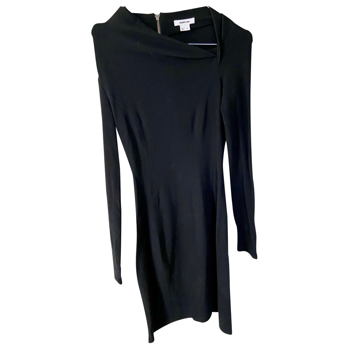Helmut Lang \N Black dress for Women 6 US