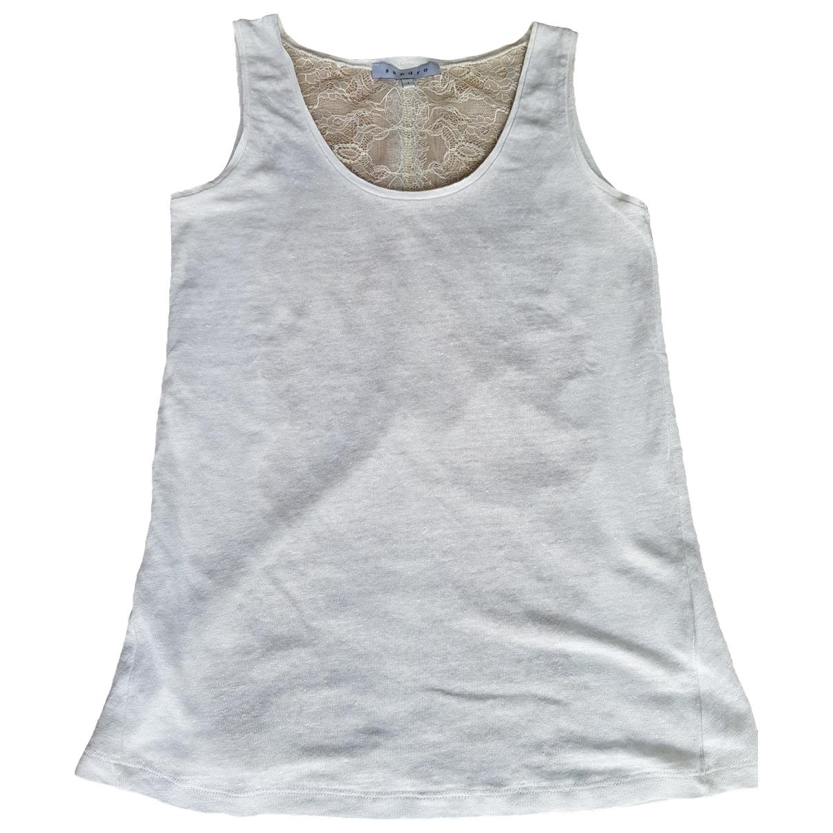Camiseta de Lino Sandro