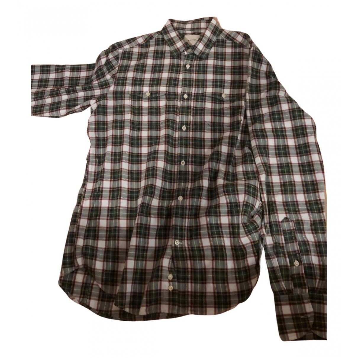 Mauro Grifoni N Cotton Shirts for Men 39 EU (tour de cou / collar)