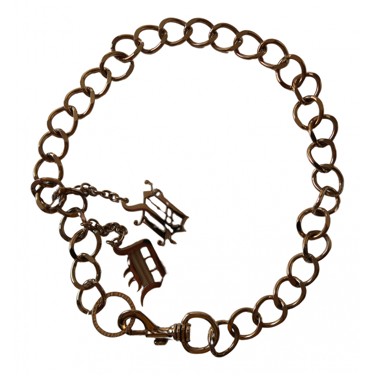 Versace \N Guertel in  Gold Ketten