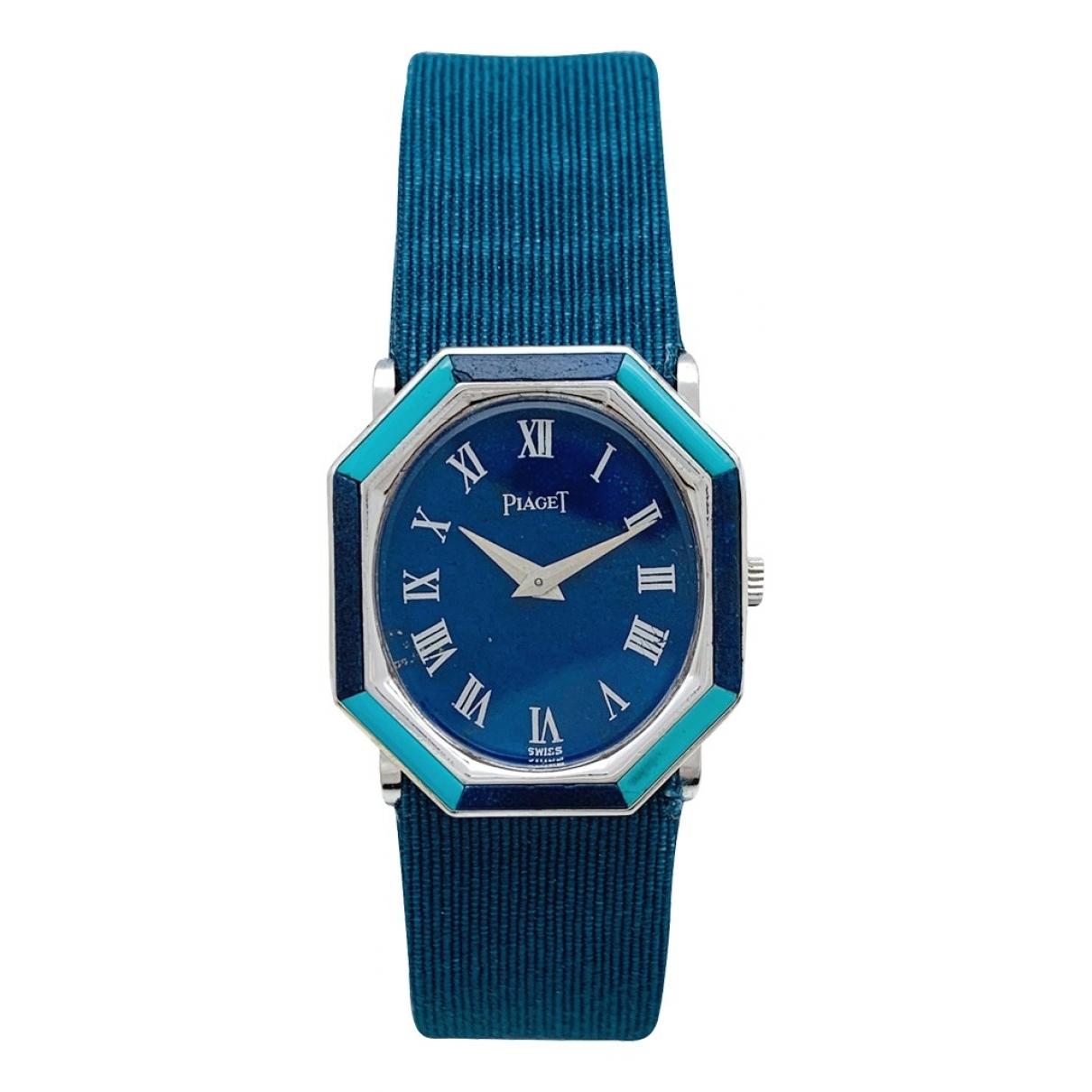 Reloj de Oro blanco Piaget