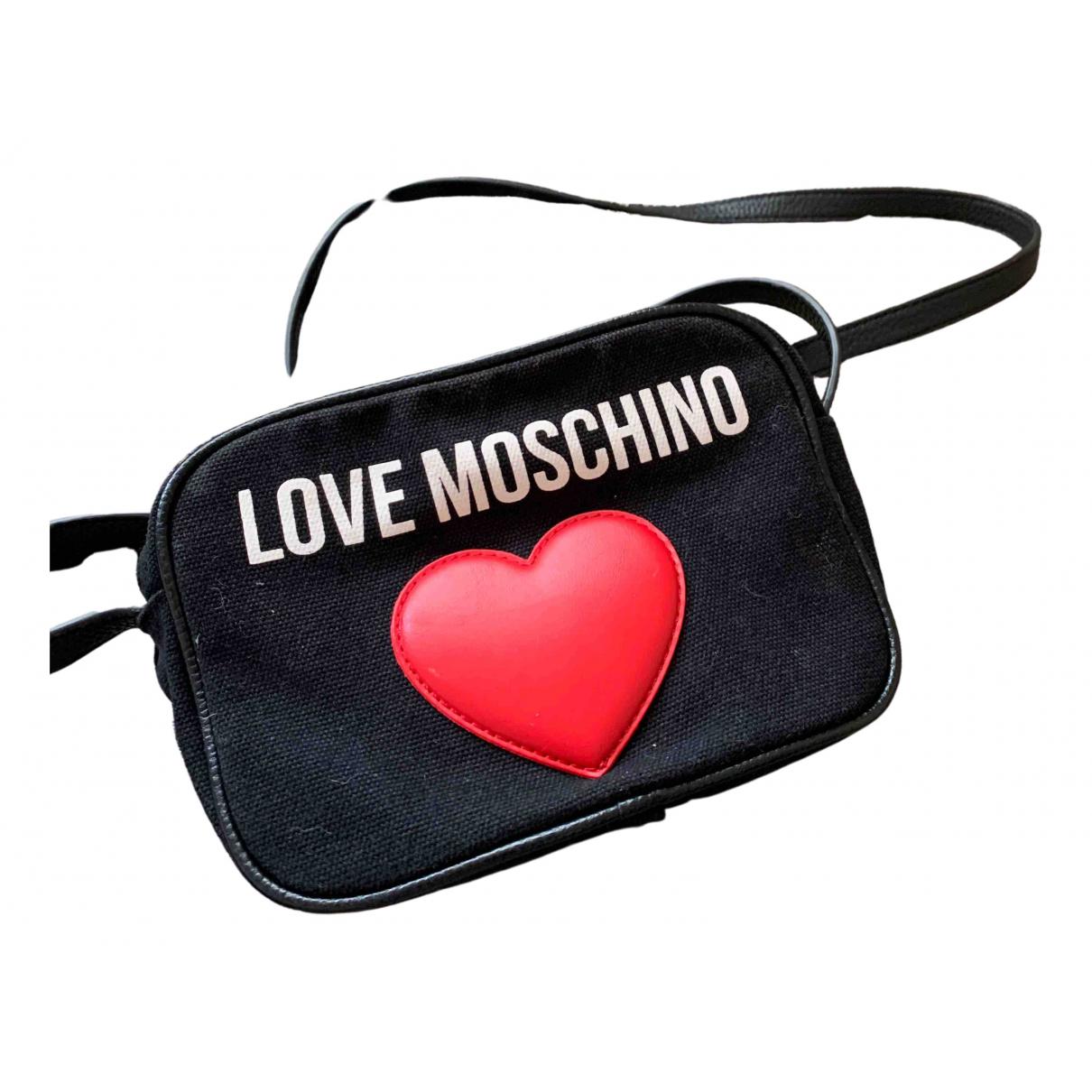 Bandolera Moschino Love