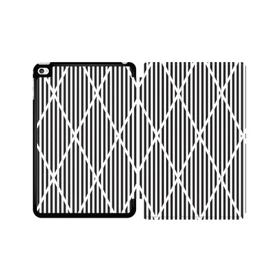 Apple iPad mini 4 Tablet Smart Case - Black Diamonds von caseable Designs