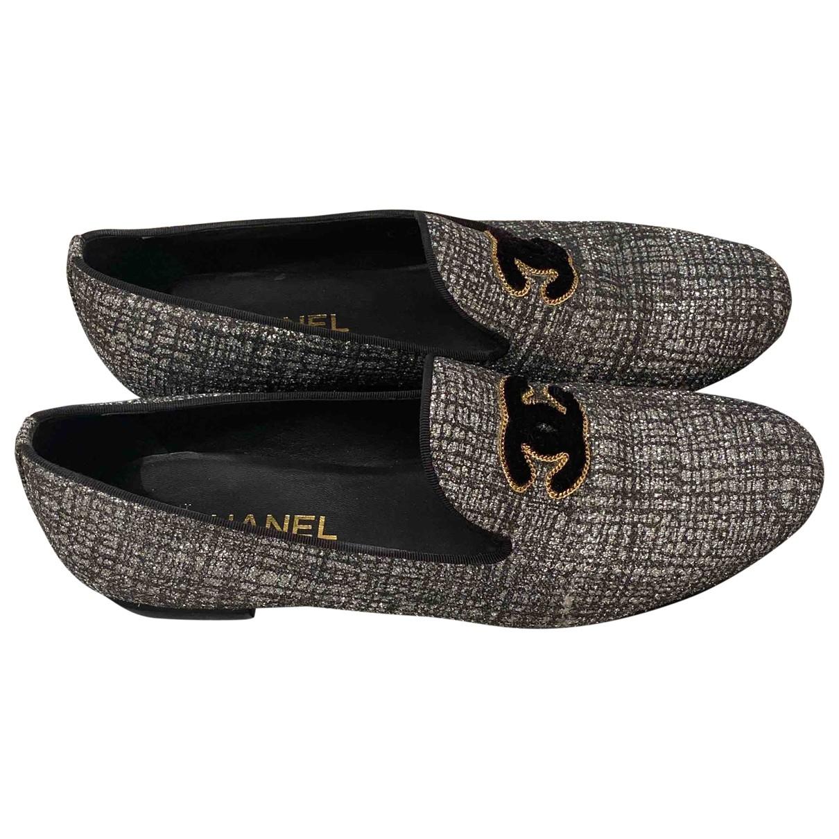 Mocasines Tweed Chanel
