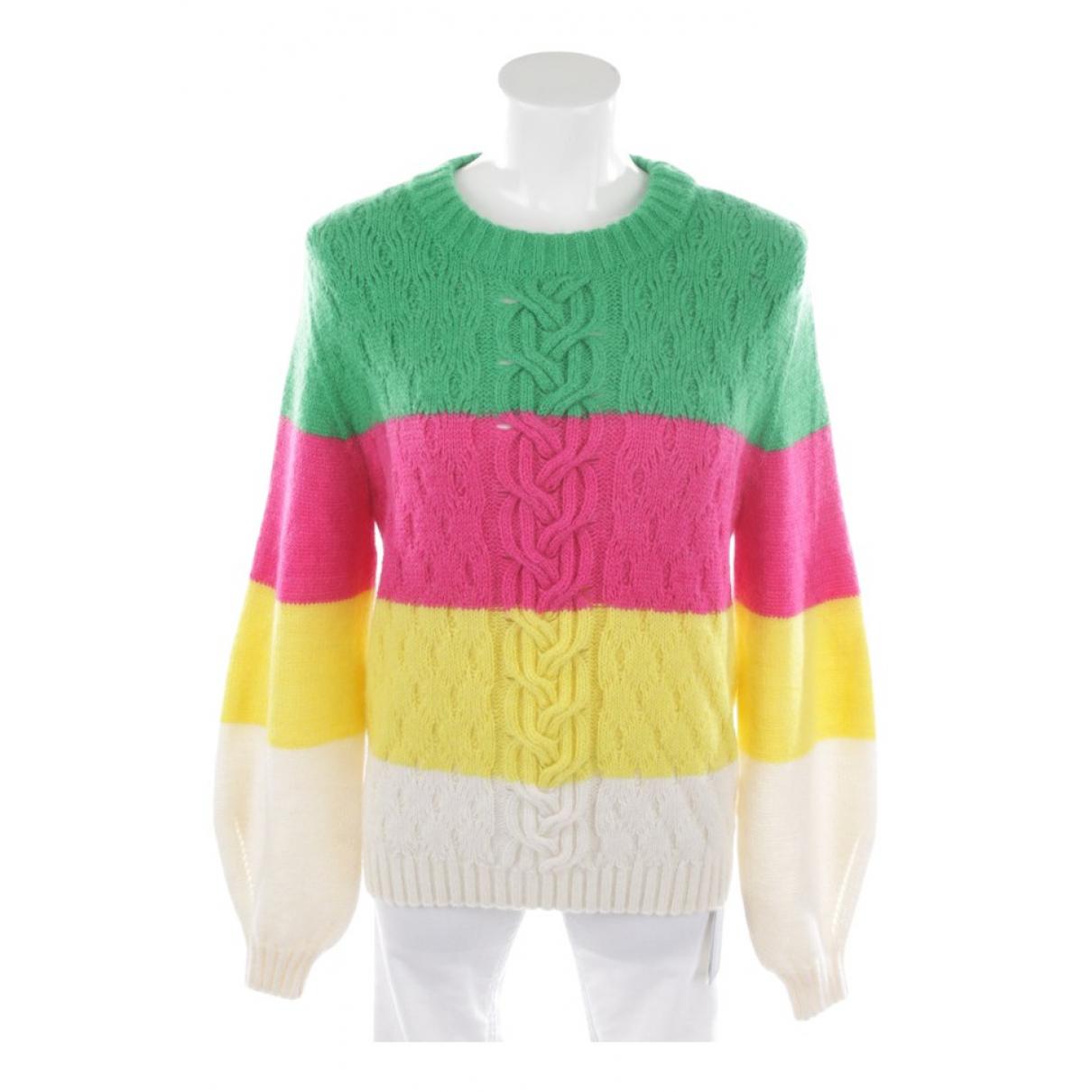 Marc Cain \N Yellow Wool Knitwear for Women 34 FR