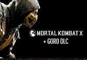 Mortal Kombat X + Goro DLC Steam CD Key