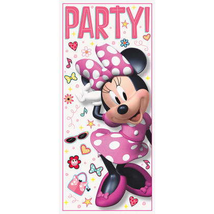 Minnie Mouse 1 Door Poster 27
