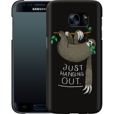 Samsung Galaxy S7 Smartphone Huelle - Just Hanging Out von Louis Ros