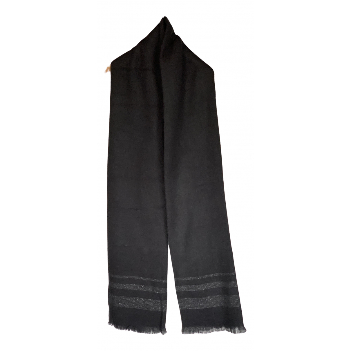 Zadig & Voltaire Fall Winter 2019 Grey scarf for Women \N