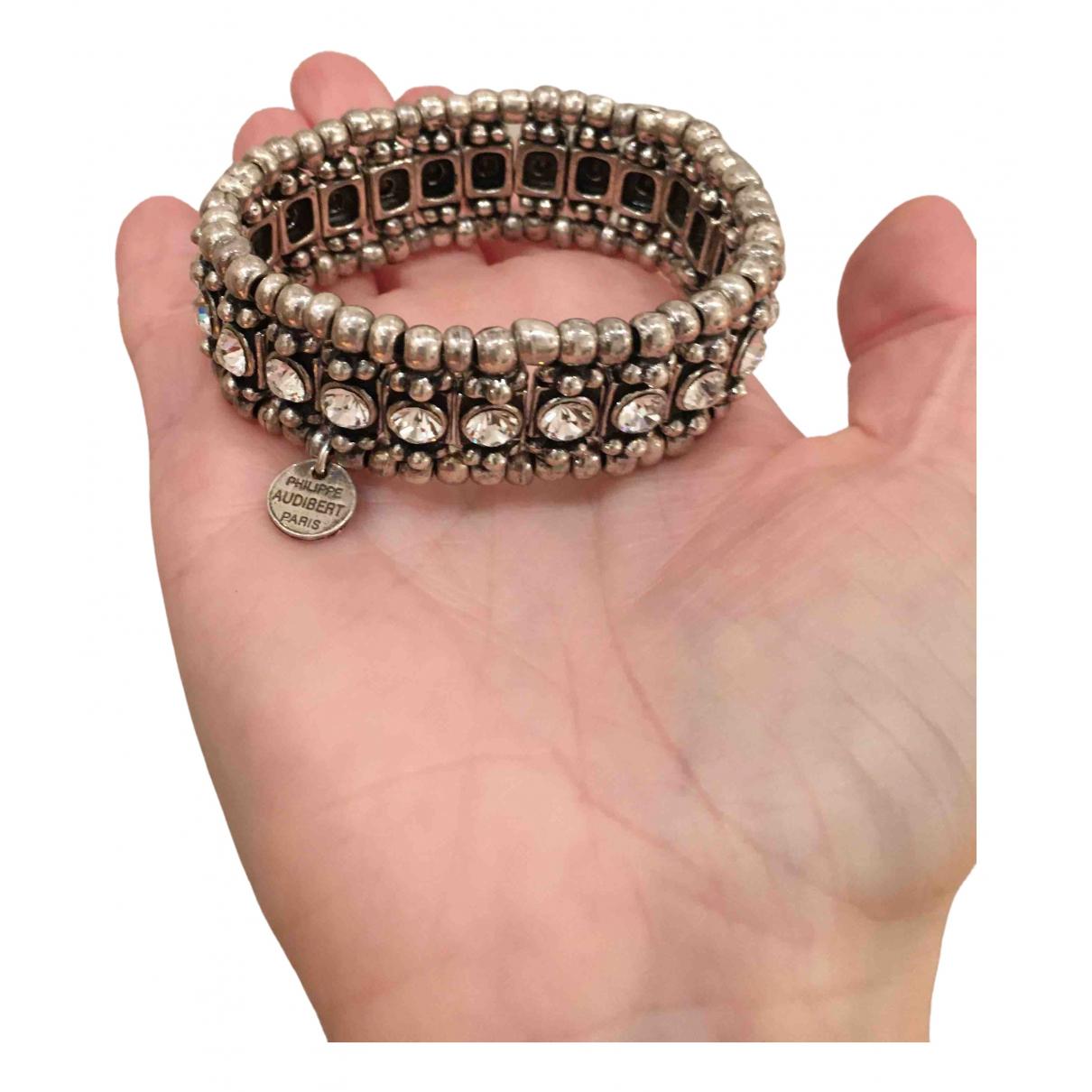 Philippe Audibert - Bracelet   pour femme en argent