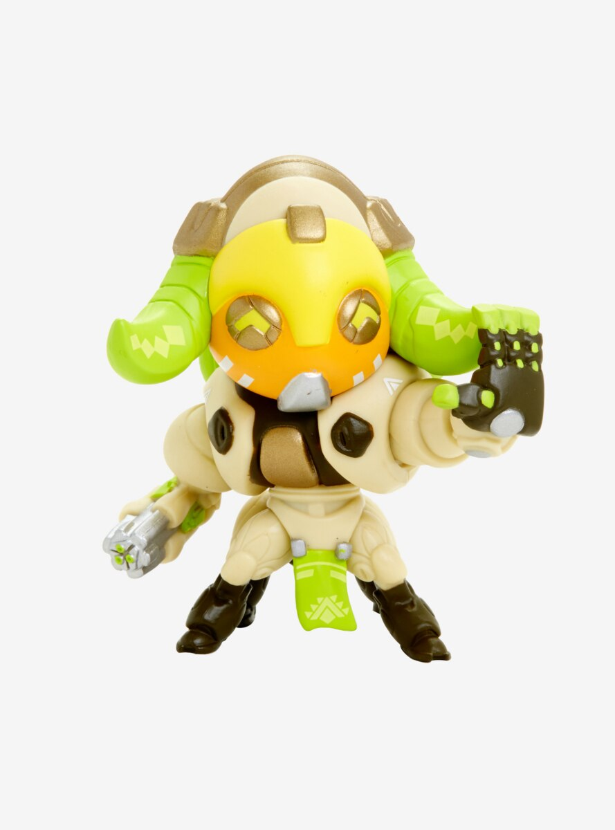 Overwatch Orisa Cute But Deadly Figure