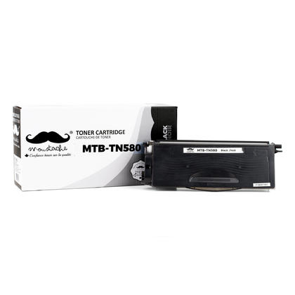 Compatible Brother DCP-8065DN Black Toner Cartridge by Moustache