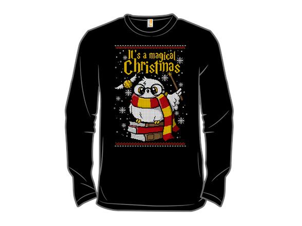 Magical Christmas T Shirt