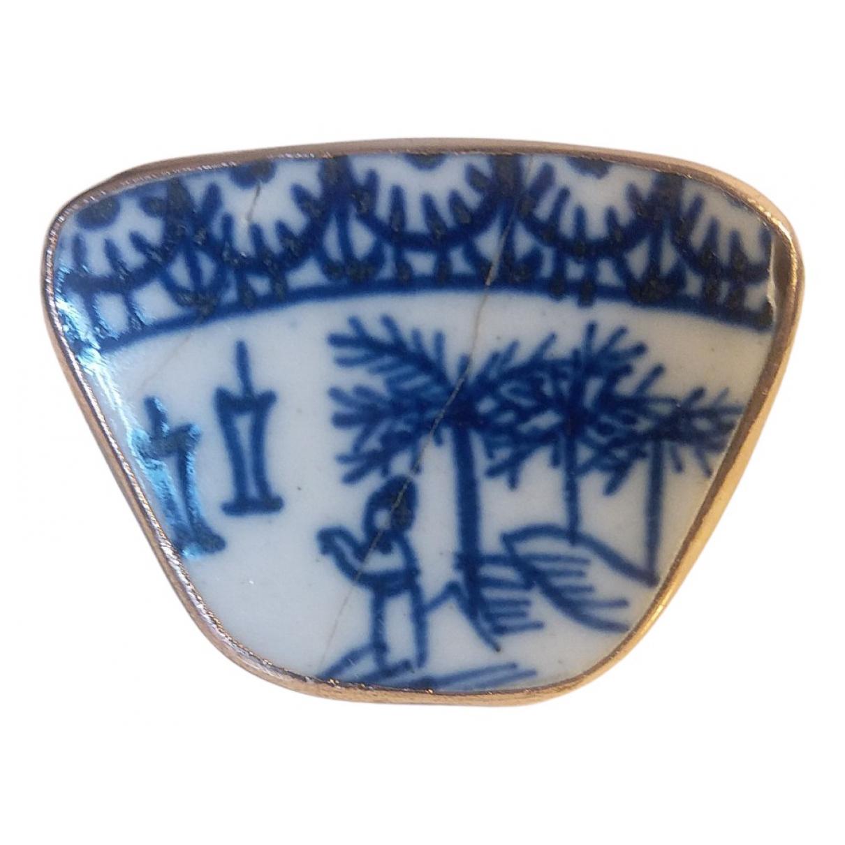 - Bague   pour femme en ceramique