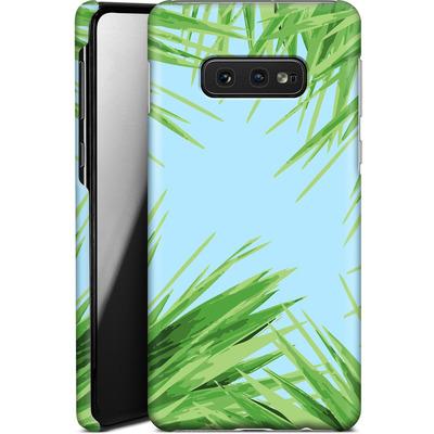 Samsung Galaxy S10e Smartphone Huelle - Aloe von Mukta Lata Barua
