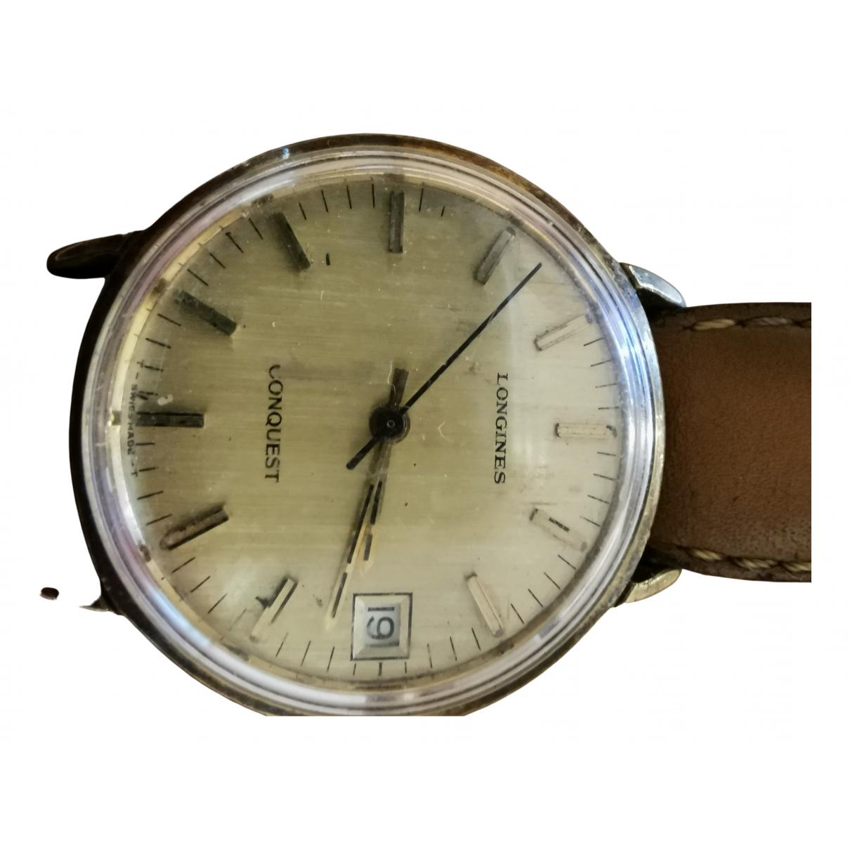 Longines Conquest  Uhr in  Gold Vergoldet