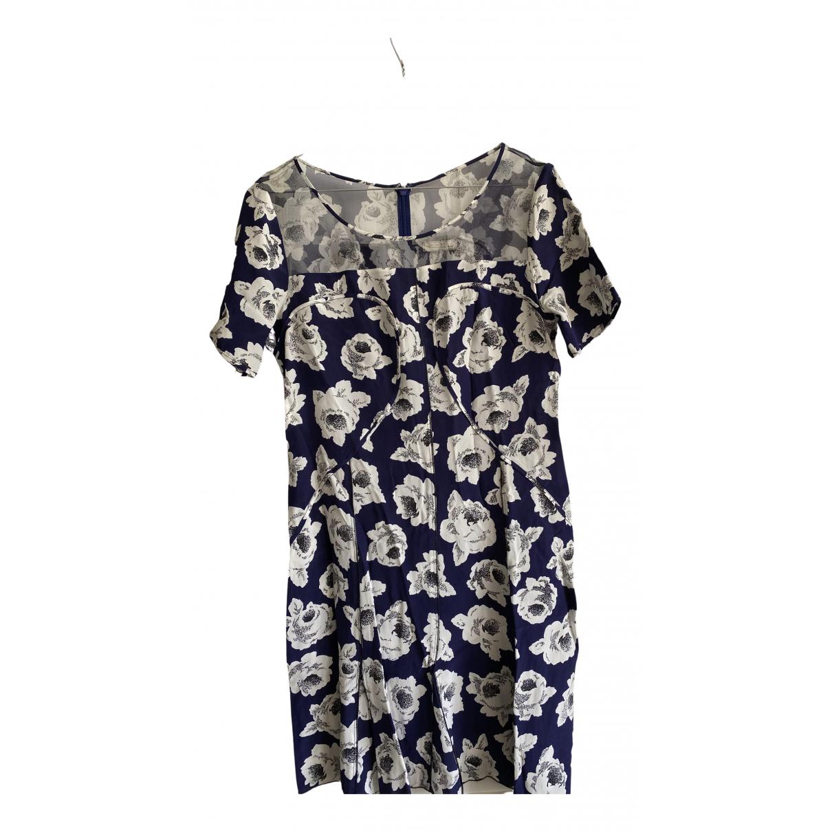 Mini vestido de Seda Nina Ricci