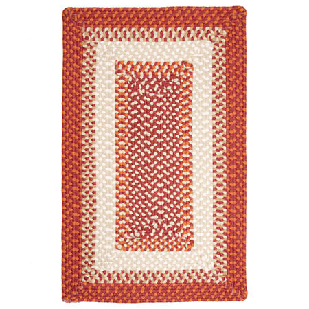 Colonial Mills Montego Reversible Braided Indoor/Outdoor Runner Rugs, One Size , Brown