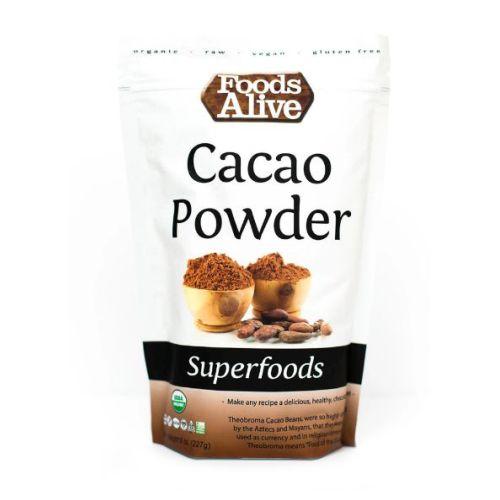 Organic Maca Powder 8 Oz by Foods Alive