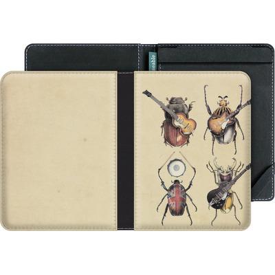tolino vision 4 HD eBook Reader Huelle - Meet The Beetles von Eric Fan