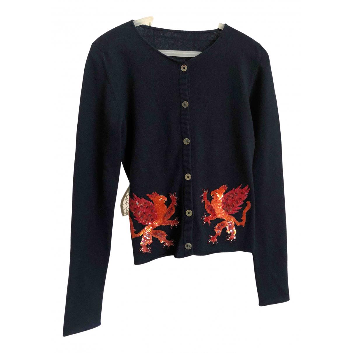 Lucien Pellat Finet \N Blue Cashmere Knitwear for Women M International