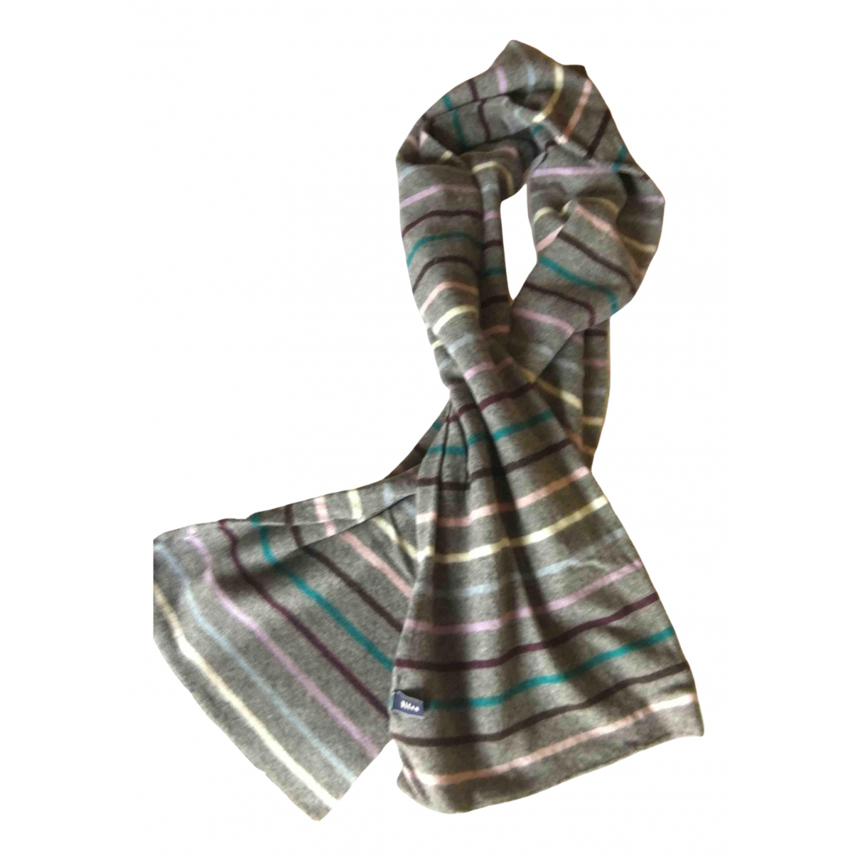 Altea \N Multicolour Wool scarf & pocket squares for Men \N