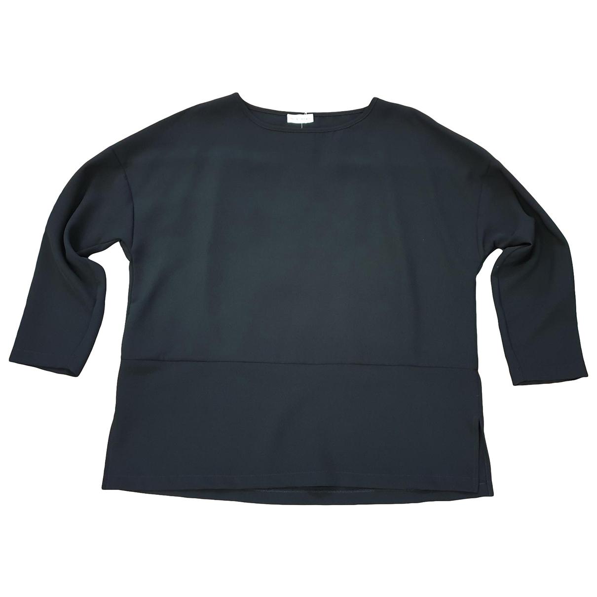 Krizia \N Top in  Schwarz Polyester