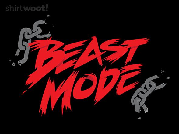 Beast Mode Breakthrough T Shirt
