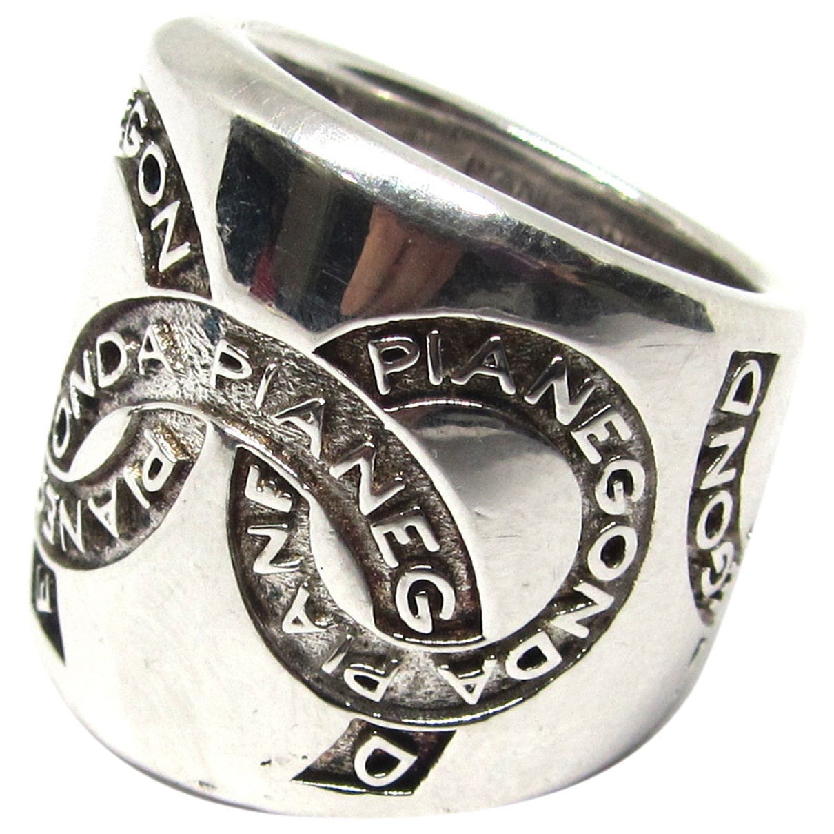 Pianegonda \N Ring in Silber