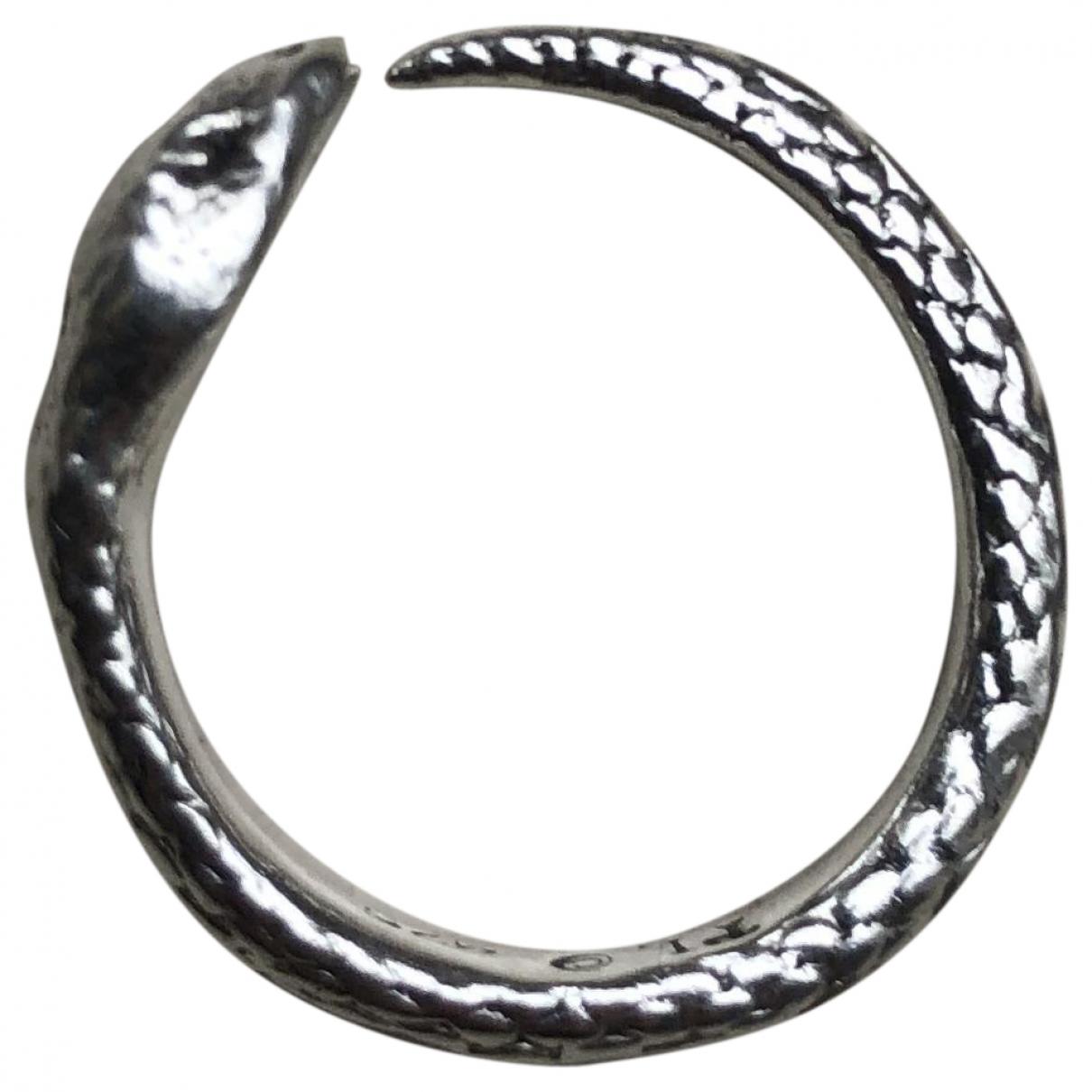 Pamela Love \N Ring in  Silber Silber